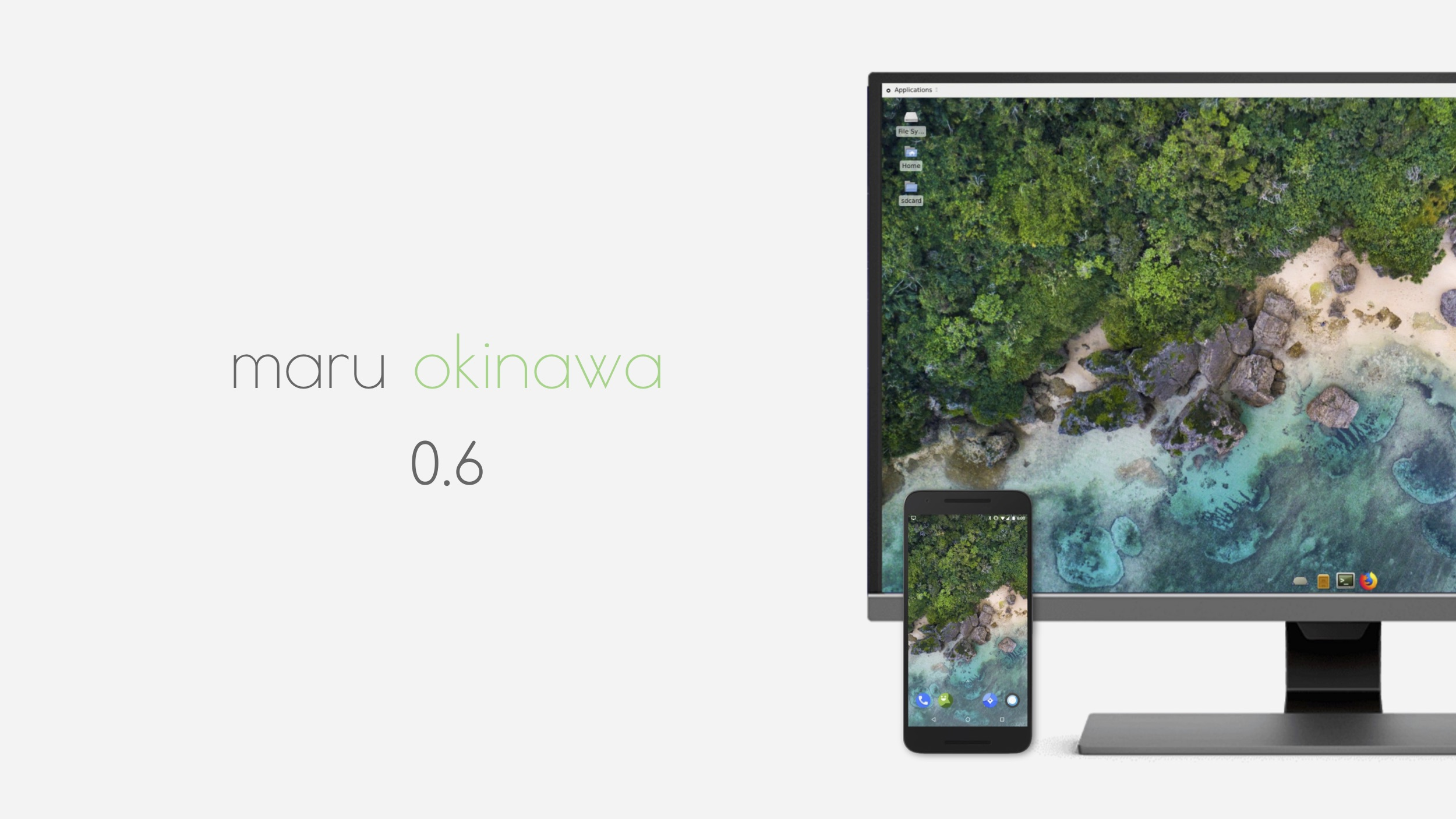 Announcing Maru 0 6 Okinawa | maru - Your phone is your PC